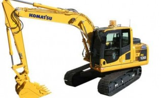 2012 13t KOMATSU PC130-8 Excavator 1