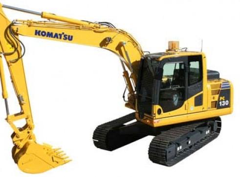 2012 13t KOMATSU PC130-8 Excavator