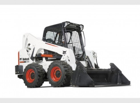 2012/2013 Bobcat S 650 Skid Steer Loader  1