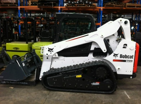 2012/2013 Bobcat T650 posi track AVAILABLE NOW 2