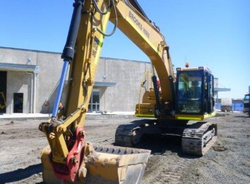 2012 21t CATERPILLAR 320DL Excavator