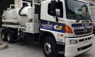 2012 6000 l Vacuum Excavator truck  1