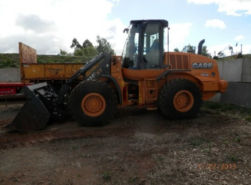 2012 Case21F XT Wheel Loader 1