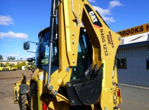 2012 CAT 432E Backhoe 2