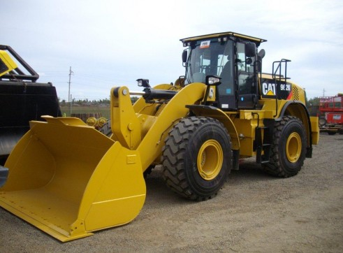 2012 CATERPILLAR 962K Loader