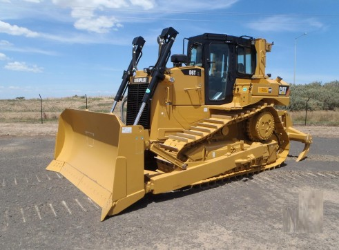 2012 CATERPILLAR D6T XL Dozer