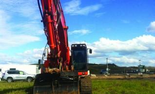 2012 Doosan DX340LC Excavator - Dry OR Wet Hire 1
