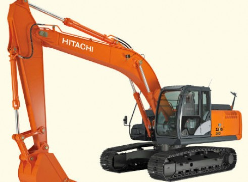 2013 21t HITACHI ZX210H-3 Excavator