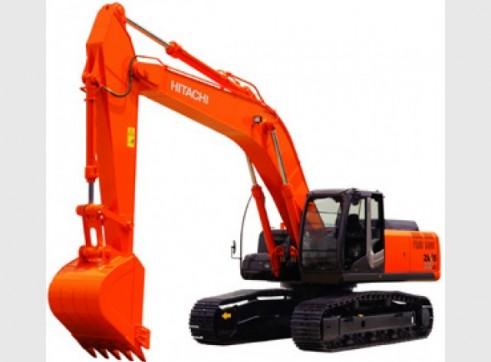 2013 32t HITACHI ZX330-3 Excavator