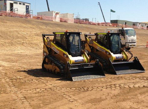 2013 Caterpillar 259B-3 Positracs 3