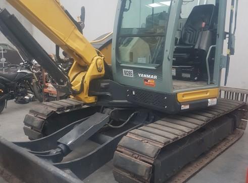 2014 Yanmar V1080 excavator 2