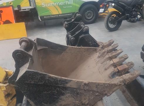 2014 Yanmar V1080 excavator 5
