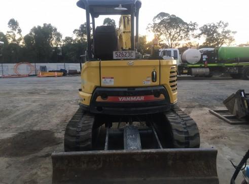 2015/2017 5.5T Yanmar Excavator 5