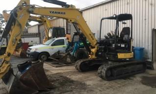 2015/2017 5.5T Yanmar Excavator 1