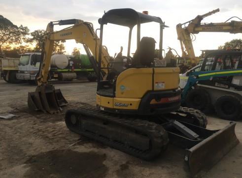 2015/2017 5.5T Yanmar Excavator 4