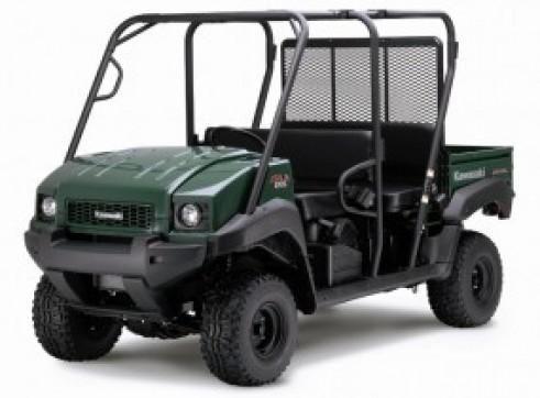 Kawasaki Mule Pro FXT 6PA X 4