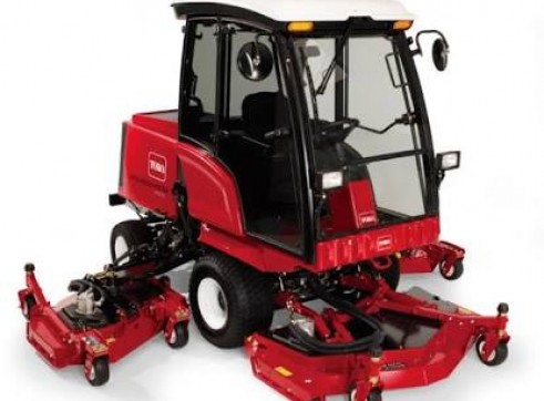 2015 Toro 4010D Wide Area Mower 1