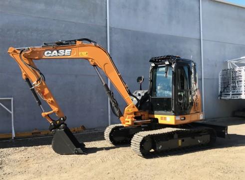 2017 8T Case CX80C Excavator
