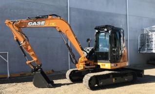2017 8T Case CX80C Excavator 1
