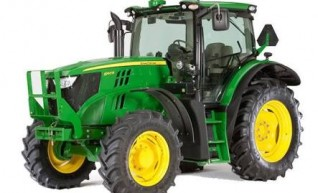 2018 John Deere 140HP 6140M Tractor 1