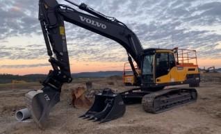 2019 EC250DL Volvo Excavator 1