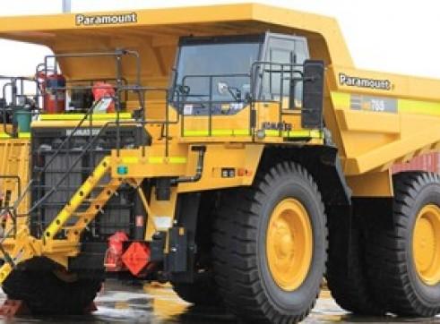 2021 Komatsu HD785-7 Haul Trucks - 4 Units Available 1