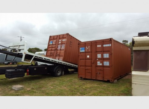 20FT Containers (b grade) 1