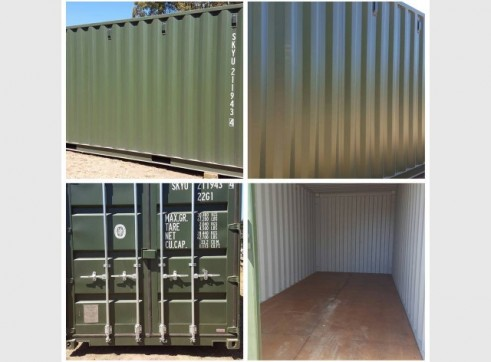 20FT Containers (new build)