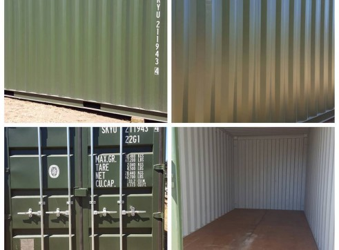 20FT Containers (new build) 1