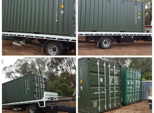 20FT Containers (new build) 2