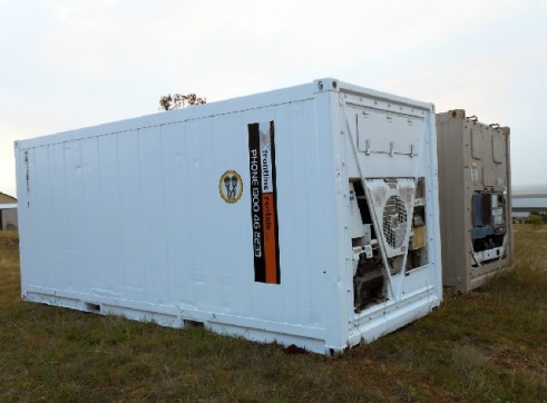 20FT Refrigerated Containers 1