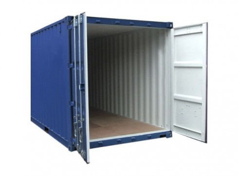 20ft Shipping Container - 6m x 2.4m 3