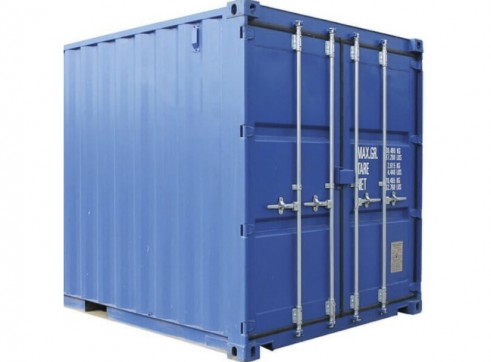 20ft Shipping Container - 6m x 2.4m 4