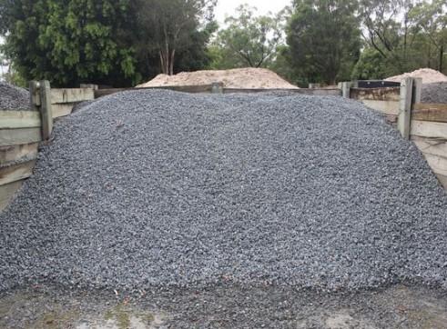 20mm Drainage Gravel 2