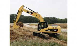 20T Cat Excavator 1