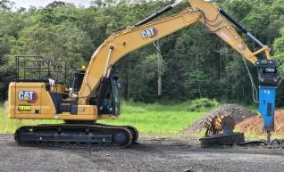 20T Caterpillar 320 Excavator 1