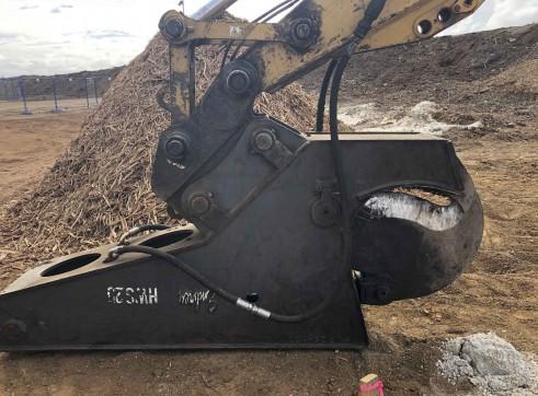 20T Caterpillar 320D Excavator 5