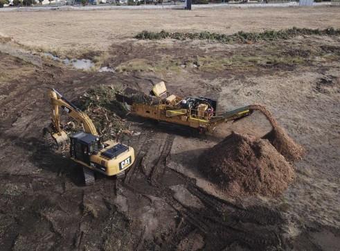 20T Caterpillar 320D Excavator 4