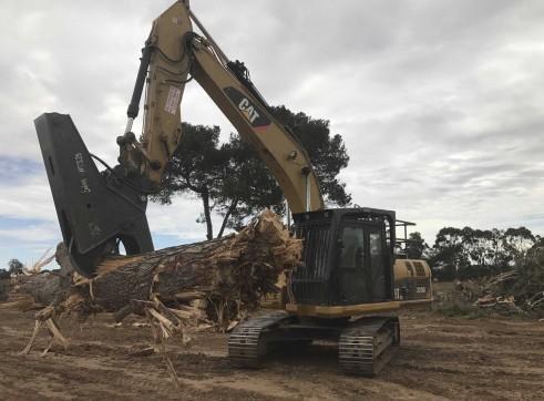 20T Caterpillar 320D Excavator 3