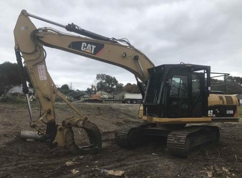 20T Caterpillar 320D Excavator 2