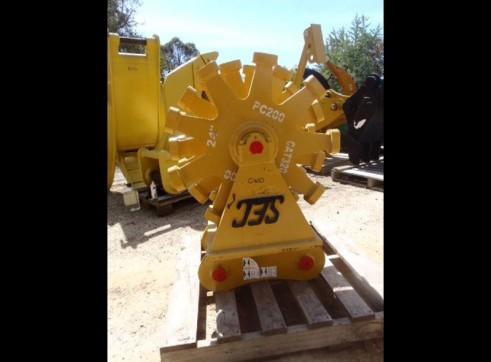 20T Compaction Wheel  2