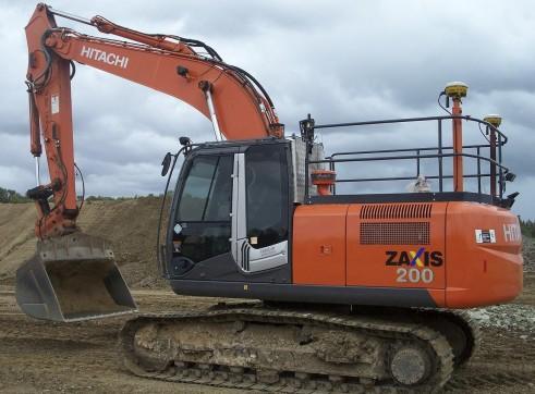20T Excavator w/GPS