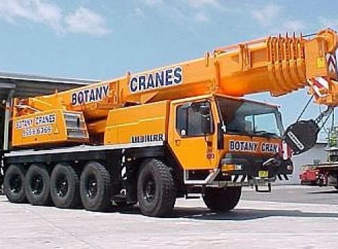 20T Franna Crane 3