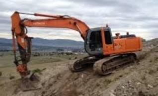 20T Hitachi Excavator 1