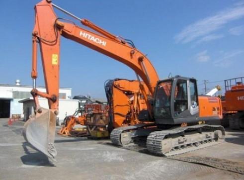 20T Tracked Excavators x10