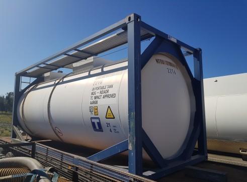 21,000L ISO Tank 2