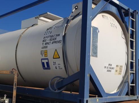 21,000L ISO Tank 3