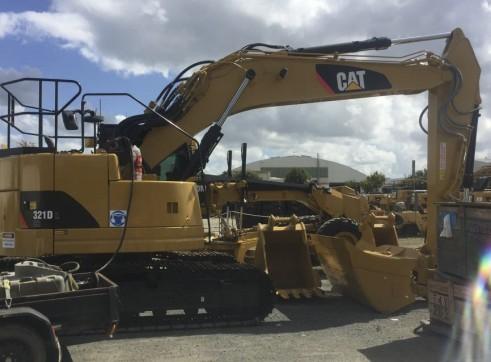 21T Caterpillar Excavator