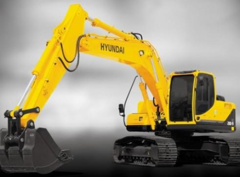 21T Excavator Hyundai R210LC-9  2