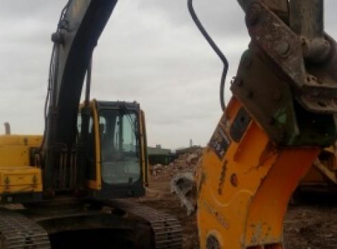 21T Volvo Excavator 2
